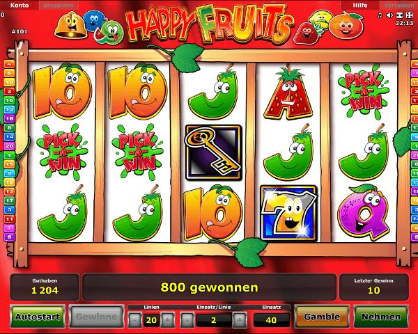 online casino novoline spiele fruits