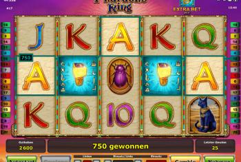 Pharaohs Ring Slot - Jetzt kostenlos Online verfügbar