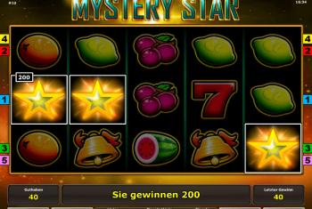 Mystery Star von Novoline
